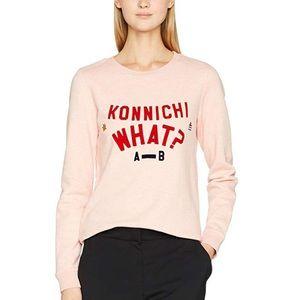 Scotch and Soda Konichi-WHAT sweatshirt